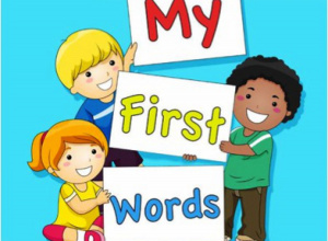 My first words - konkurs dla kl. 1